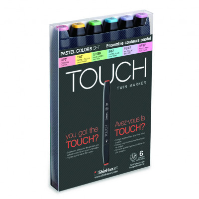 Touch Marker - Twin -  Set...