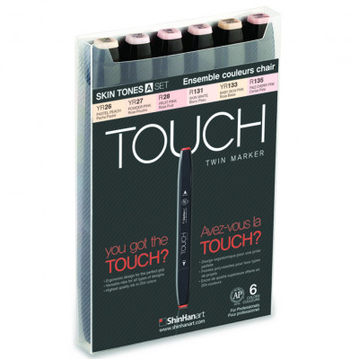 Touch Marker - Twin- Set A...