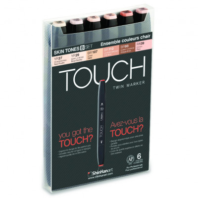 Touch Marker - Twin- Set B...