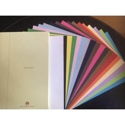 Papier Couleur Blanc...